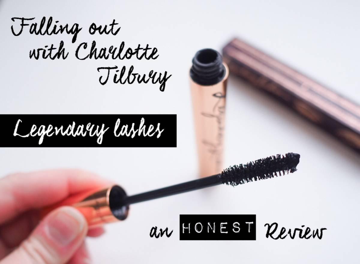 Why Charlotte Tilbury's new mascara is far from legendary!